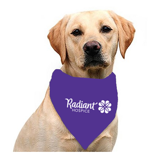 Pet Bandannas with Logo